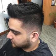 blowout fade haircut ideas