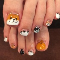21+ Dog Nail Art Designs, Ideas | Design Trends - Premium ...