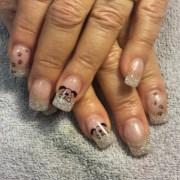 dog nail art design ideas