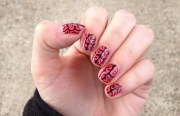 zombie nail art design ideas