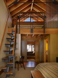 18+ Loft Staircase Designs, Ideas | Design Trends ...
