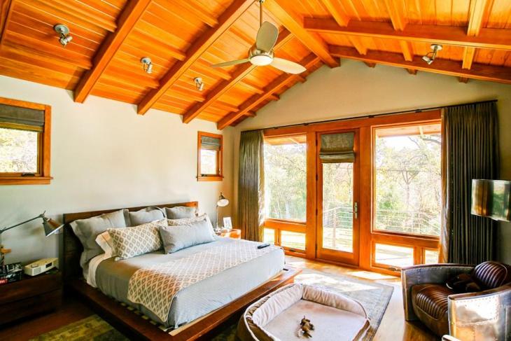 18 Wood Ceiling Panel Designs Ideas Design Trends