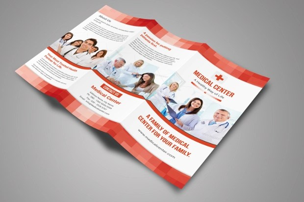 23 Hospital Brochure  Free PSD AI InDesign Vector EPS