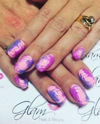 21+ Swirl Nail Art Designs, Ideas | Design Trends ...