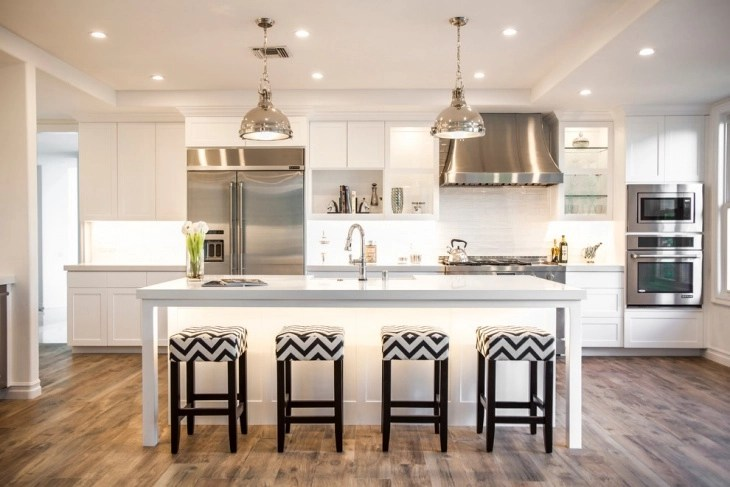 One Wall Kitchen Design Pictures