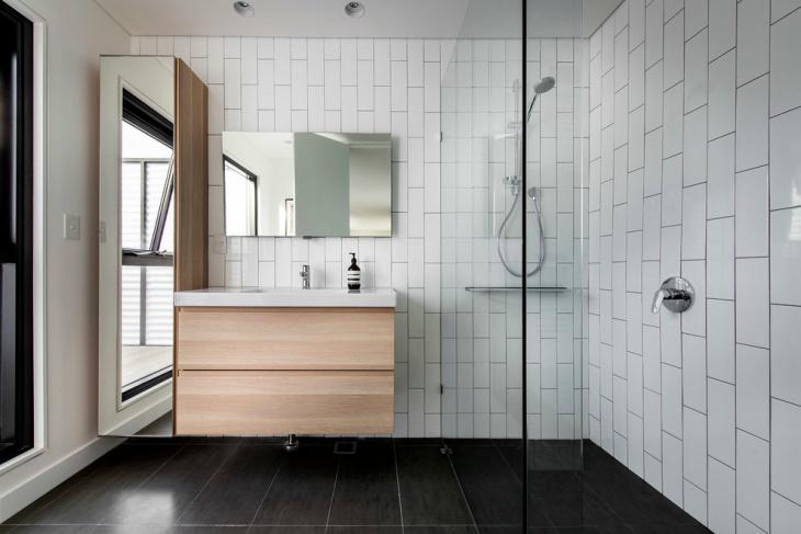 18+ Subway Tile Bathroom Designs, Ideas | Design Trends ...