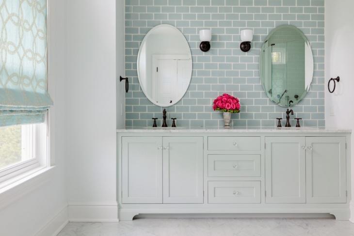 18 Subway Tile Bathroom Designs Ideas Design Trends