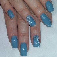 21+ Daisy Nail Art Designs, Ideas