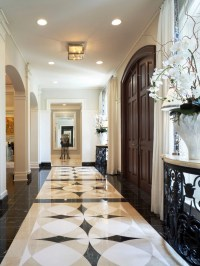 20+ Entryway Flooring Designs, Ideas | Design Trends ...