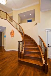 17+ Wooden Staircase Designs, Ideas | Design Trends ...
