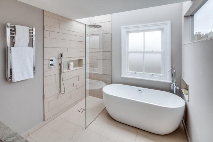 17 Curbless Shower Designs Ideas  Design Trends