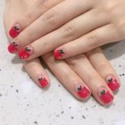 fruit nail art design ideas