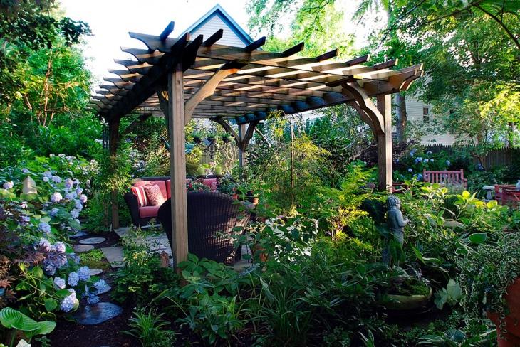 18 Garden Trellis Designs Ideas  Design Trends