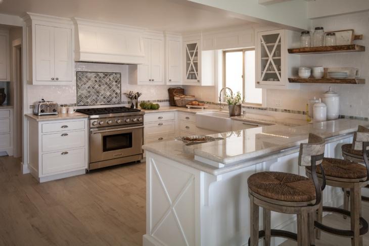 18 Small U Shaped Kitchen Designs Ideas Design Trends