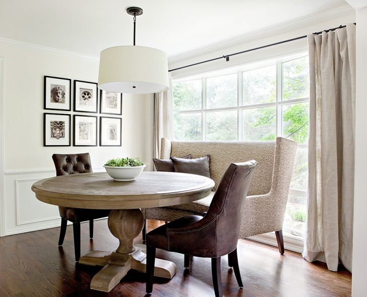 17 Corner Dining Table Designs Ideas Design Trends