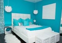 18+ Teal Bedroom Designs, Ideas   Design Trends - Premium ...