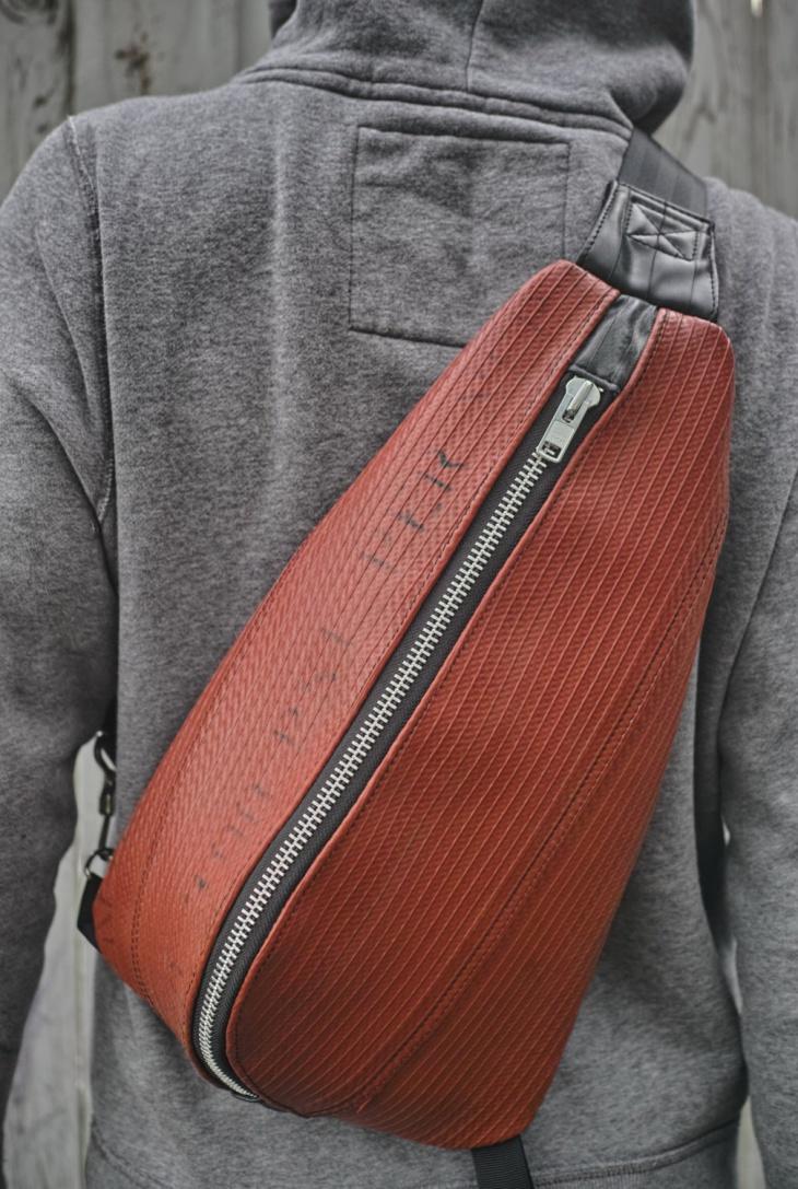 21 Sling Backpack Designs Ideas  Design Trends