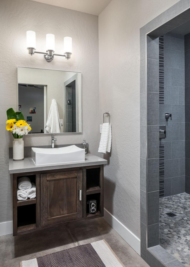 17 Rustic Bathroom Vanity Designs Ideas Design Trends