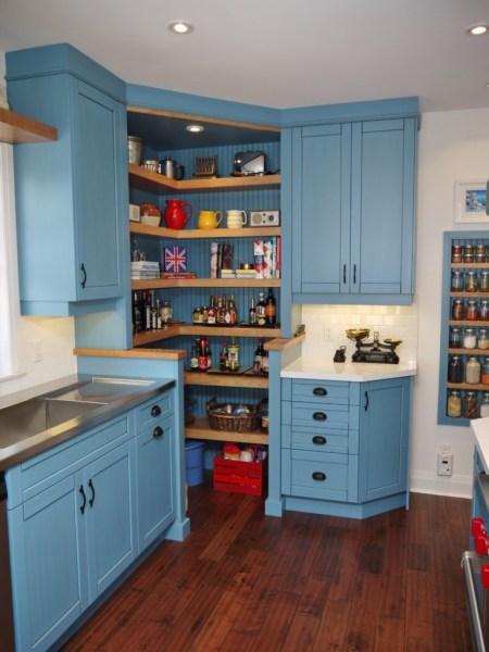 corner pantry kitchen cabinets design 18+ Kitchen Pantry Ideas, Designs | Design Trends - Premium PSD, Vector Downloads