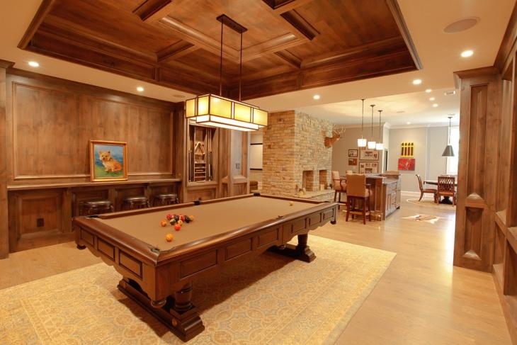 17 Basement Ceiling DesignsIdeas  Design Trends