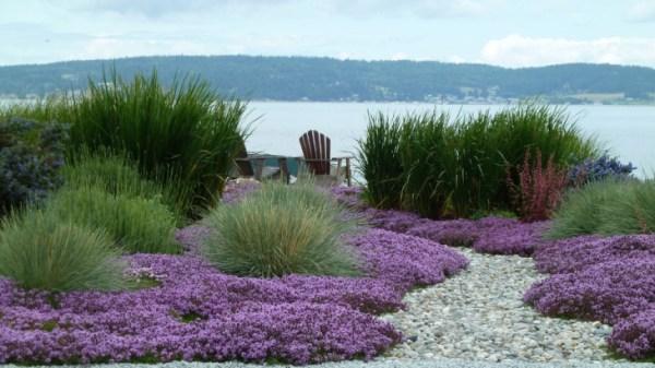 beach garden design ideas