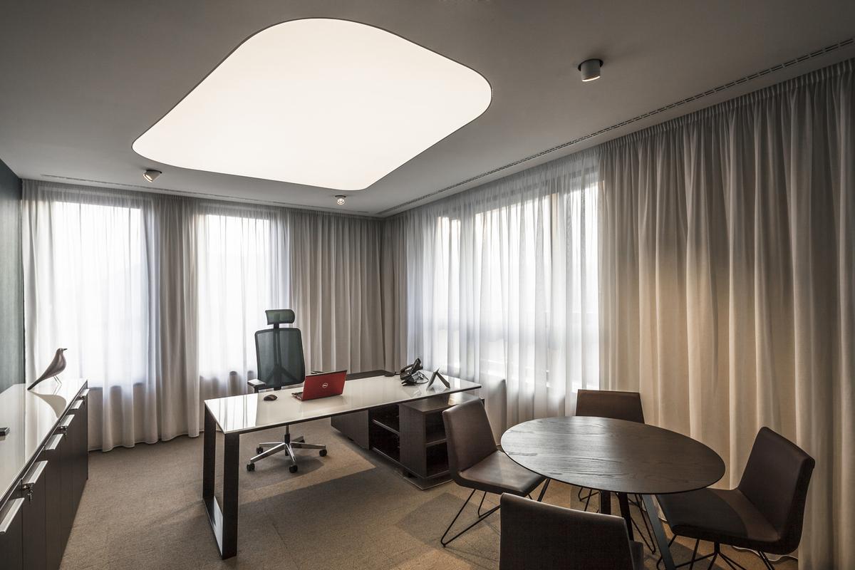 17 Corner Office Desk Designs Ideas  Design Trends