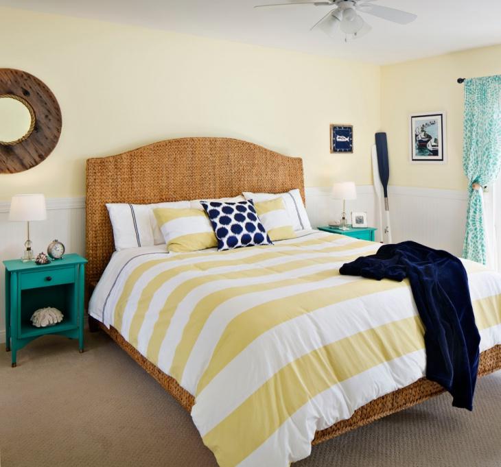 17 Beach Theme Bedroom Designs Ideas  Design Trends  Premium PSD Vector Downloads