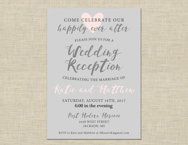 Wedding Invitations Jackson Ms Invitation Card