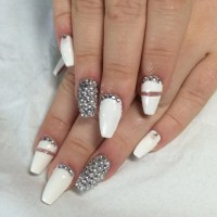 60+ Acrylic Nail Art Designs, Ideas | Design Trends ...