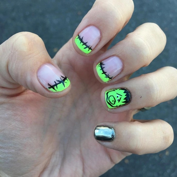 59+ Short Nail Designs, Ideas