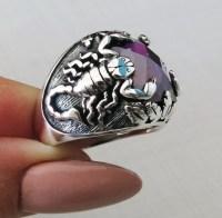 21+ Scorpion Ring Designs, Trends, Models   Design Trends ...