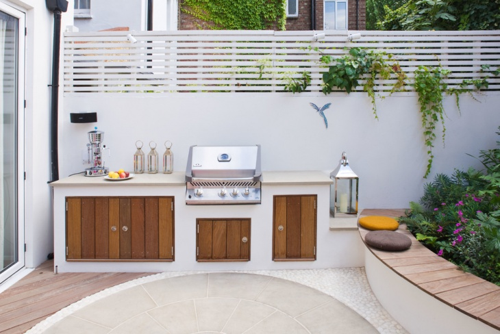 modern outdoor kitchen moduler kitchens design trend of the month modularwalls make your life easier by positioning close to actual