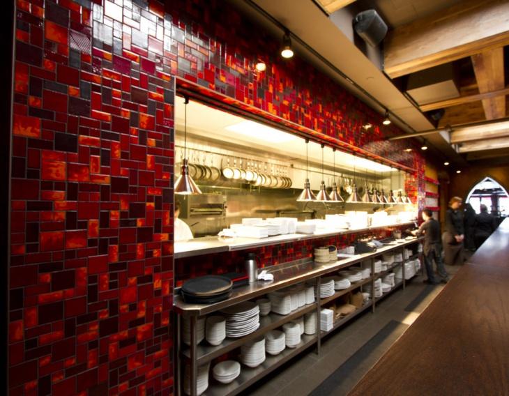 kitchen faucet stainless steel items 18+ restaurant designs, ideas | design trends ...