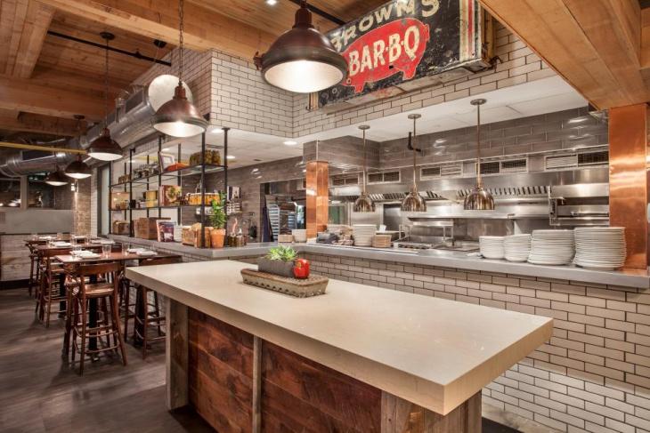 18 Restaurant Kitchen Designs Ideas  Design Trends