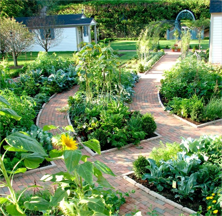 Edible Garden Design Jamie Durie