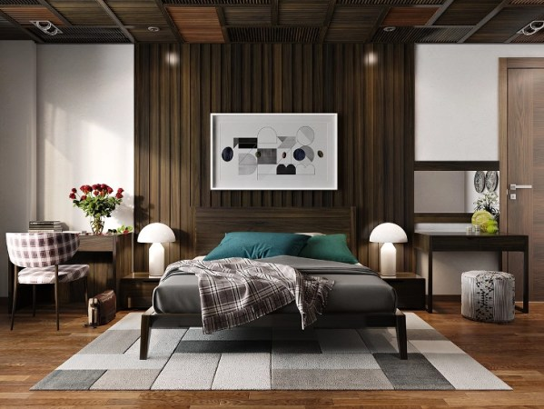 modern minimalist bedroom furniture 18+ Minimalist Bedroom Designs, Ideas | Design Trends - Premium PSD, Vector Downloads