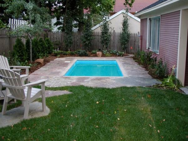 small backyard patio design ideas 49+ Backyard Designs, Ideas | Design Trends - Premium PSD