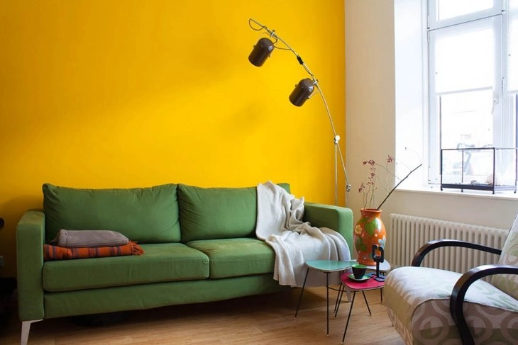 living room wall colour designs ideas for small space 17+ ethnic designs, | design trends ...