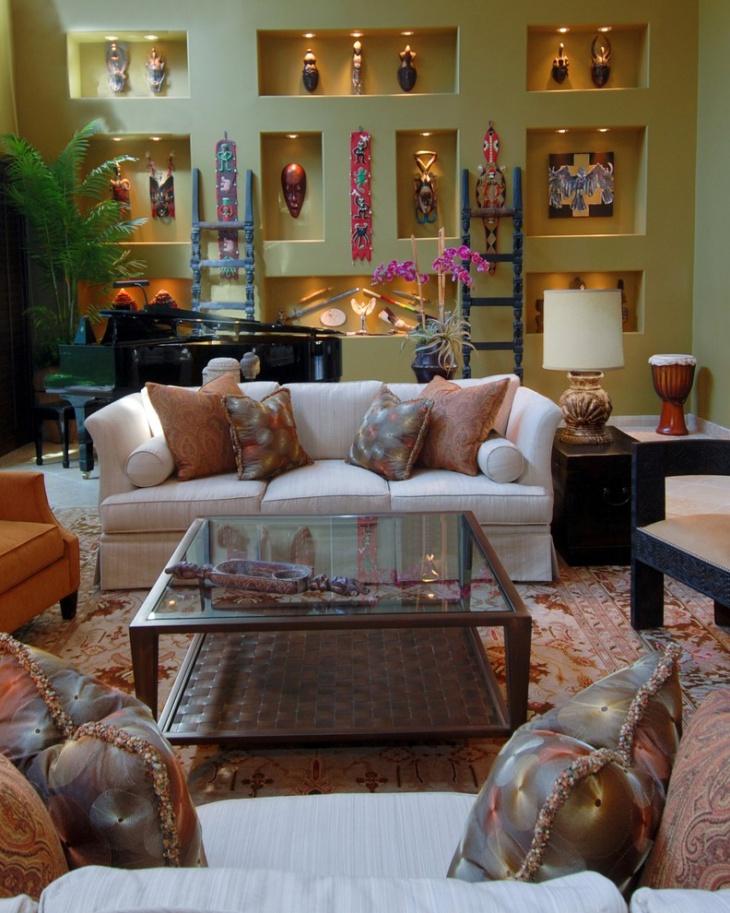 17 Ethnic Living Room Designs Ideas Design Trends Premium PSD Vector Downloads