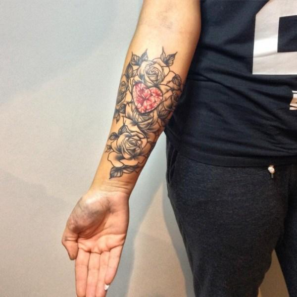 cross tattoo design ideas