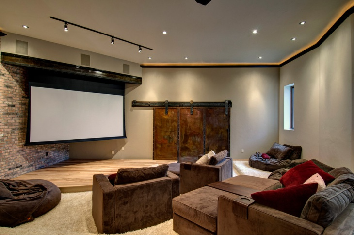 ideas for small living room furniture arrangement unique couches 40+ home theater designs, | design trends - premium ...