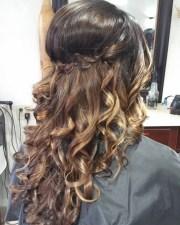 prom haircut ideas design