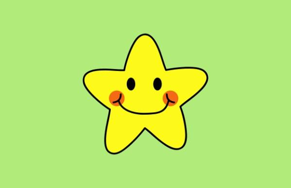 star cliparts - vector eps