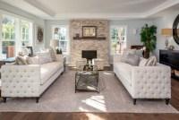 21+ Rectangular Living Room Designs, Ideas | Design Trends ...