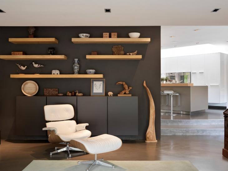 shelving ideas for living room walls ceiling fan 15 wall shelf designs design trends premium rack