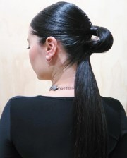 samurai haircut ideas design