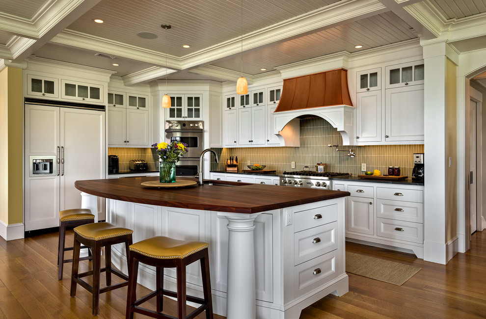 small kitchen white cabinets movable island 40+ designs, ideas | design trends ...