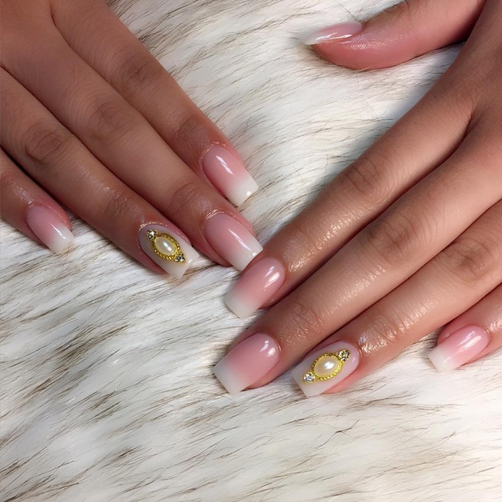 43+ Gel Nail Designs, Ideas