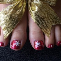 36+ Christmas Nail Designs, Ideas | Design Trends ...