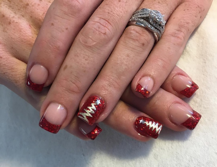 36 Christmas Nail Designs Ideas Design Trends